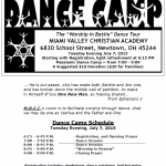 Messianic Dance Camp